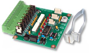 Digital output card