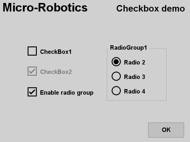 GUI Framework image