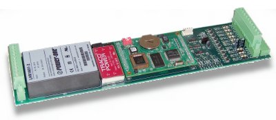 Down-hole logger board