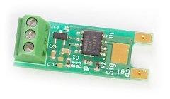 pH probe-head amplifier